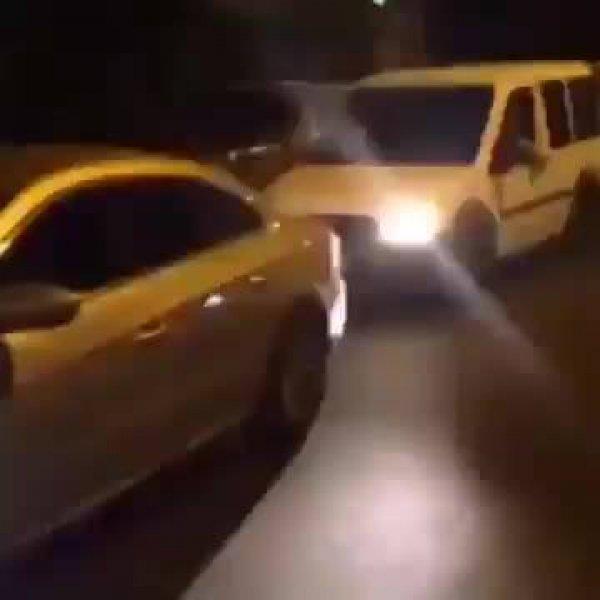 Briga de trânsito: Esse motorista mexeu com o cara errado, confira!