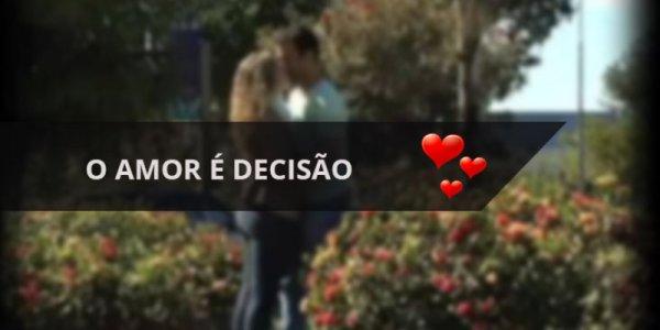 Dia dos namorados gospel, com musica O Amor É Decisão - Ricardo Sá!