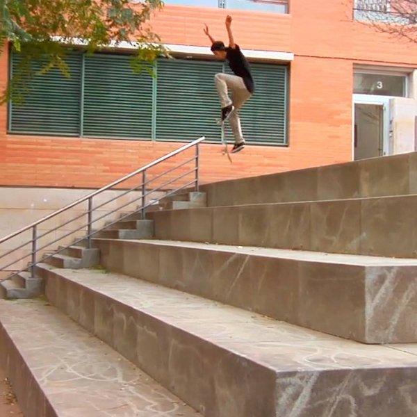 Manobras com Skate perfeitas e algumas não tão perfeitas assim!