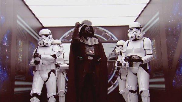 Pegadinha do banheiro do Star Wars, o que faria se acontecesse com você?