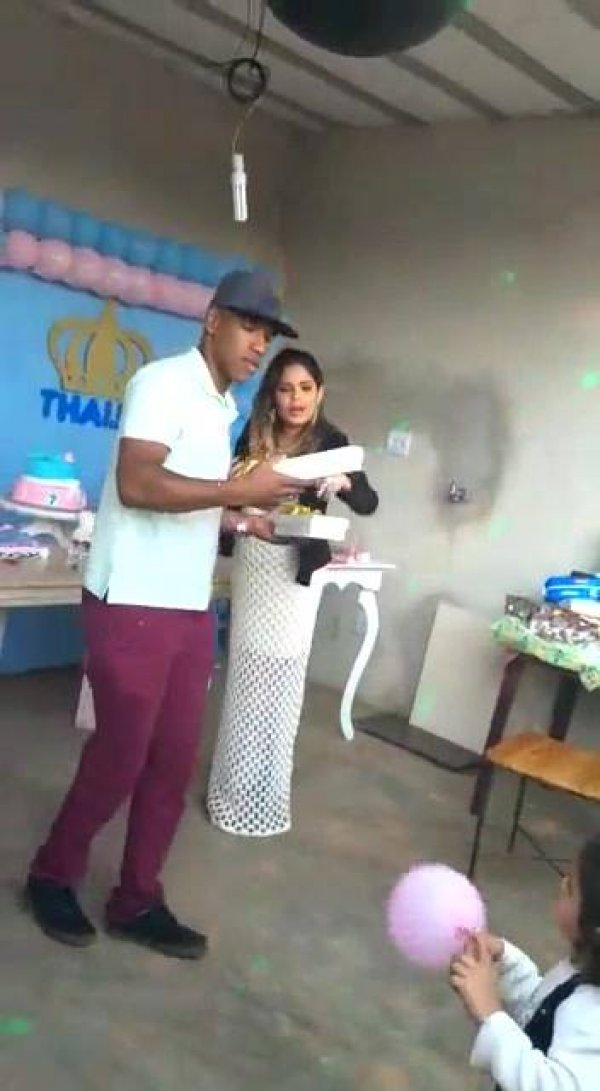 Chá de revelação do sexo do bebê, vale a pena conferir esta linda festa!!!