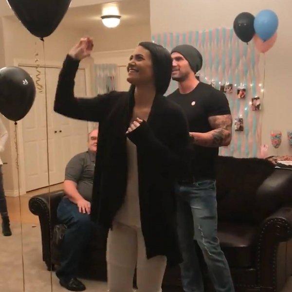 Festa para descobrir o sexo do bebê, uma ideia legal para amigas grávidas!