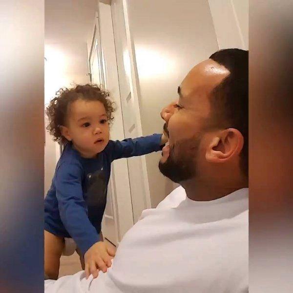Papais se divertindo com os filhos, é muita diversão, confira!