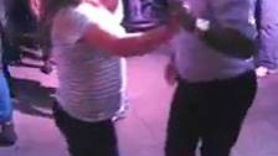 Samba no pé e jogo de cintura, este casal tem os dois, confira!