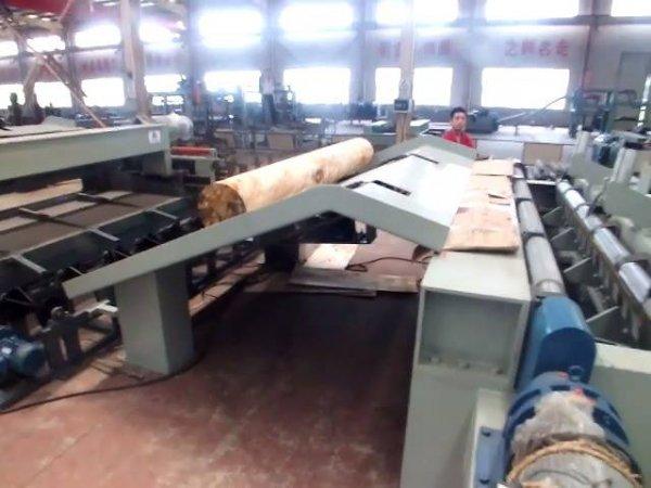 Como se transforma um tronco de árvore em folhas de madeiras? Engenharia é isso!