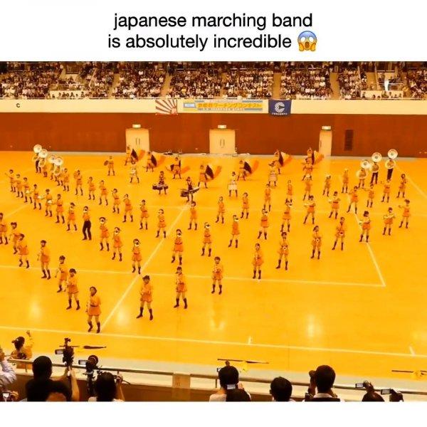 Impressionante banda feminina japonesa, olha só que performance!!!