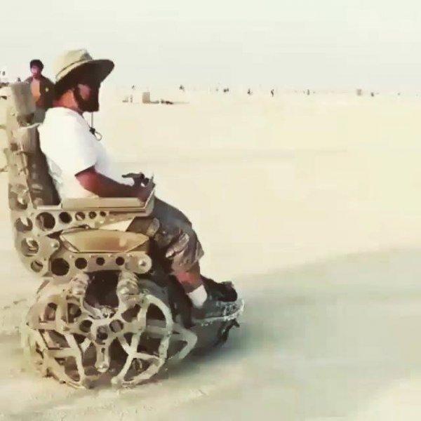Cadeira mais interessante que você verá hoje, isso é pura engenharia!