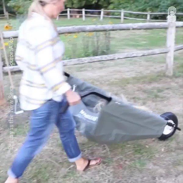 Carrinhos de carregamento de solo super práticos de usar, confira!!!