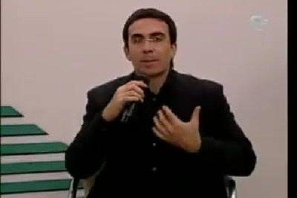 Padre Fabio de Mello passa mensagem interessante sobre a felicidade!!!