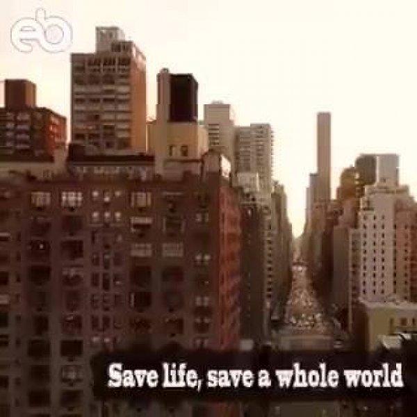 Solução em caso de incêndio em edifícios, isso pode salvar muitas vidas!