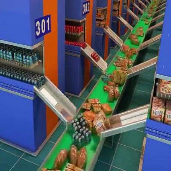 Supermercado do futuro, será bem mais fácil fazer compras!