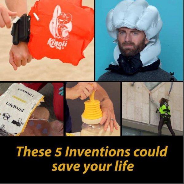 5 Objetos que podem salvar vidas, a tecnologia em favor da vida!