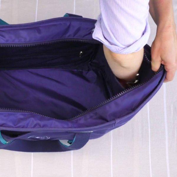 A melhor bolsa para curtir a praia com a família, confira!
