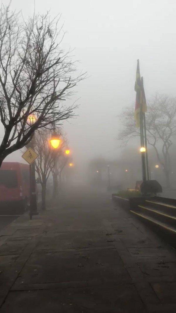 Imagens do inverno em Gramado, um lugar apaixonante no Brasil!