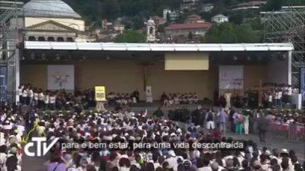 Papa Francisco explica o amor verdadeiro, um lindo vídeo para você refletir.