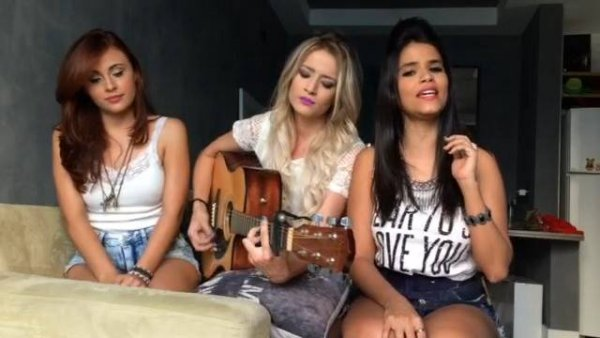 Homenagem das cantoras As Katarinas ao cantor Cristiano Araújo!