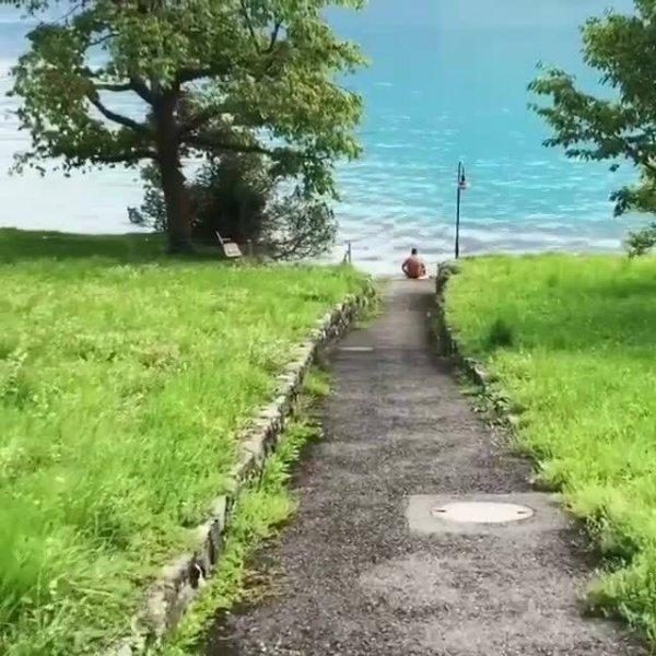 A Suíça parece um lugar de mentira, veja que belas paisagens!