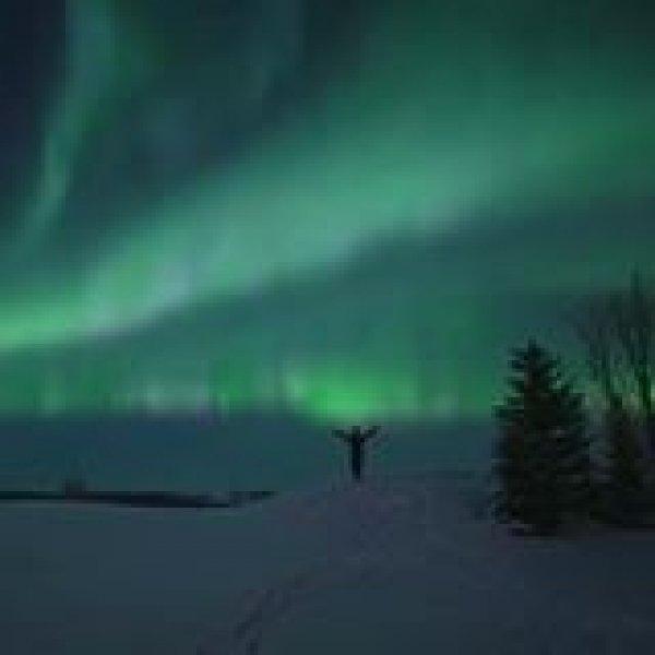 Aurora boreal na Noruega, veja como é magico este fenômeno natural!!!
