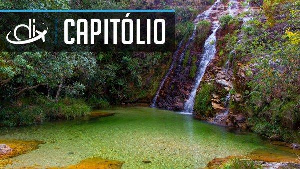 Beleza natural da cidade mineirinha Capitólio, vale a pena conferir!!!
