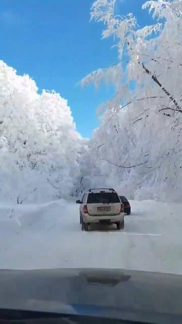 Como é lindo o inverno na Geórgia-EUA, simplesmente hipnotizante!!!