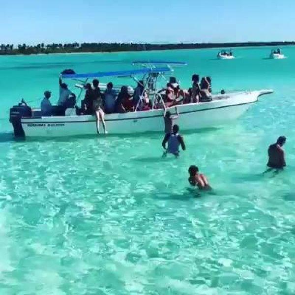 Conheça Saona Island na República Dominicana, um lugar com beleza paradisíaca!