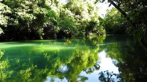 Relaxar a alma na natureza é a melhor opção, que coisa mais linda!