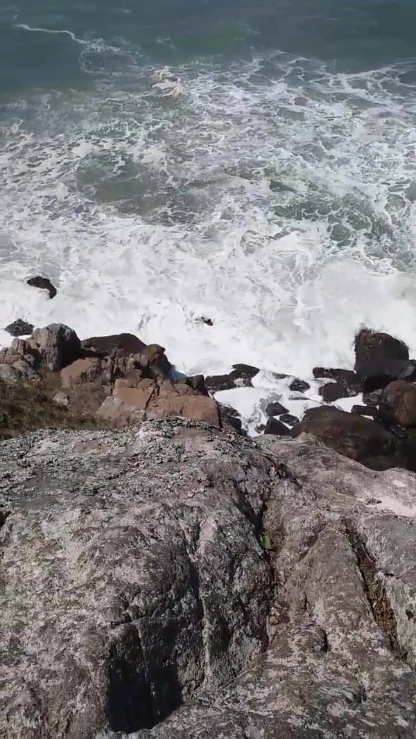 Som das ondas do mar, vale a pena conferir e relaxar por alguns segundos!!!