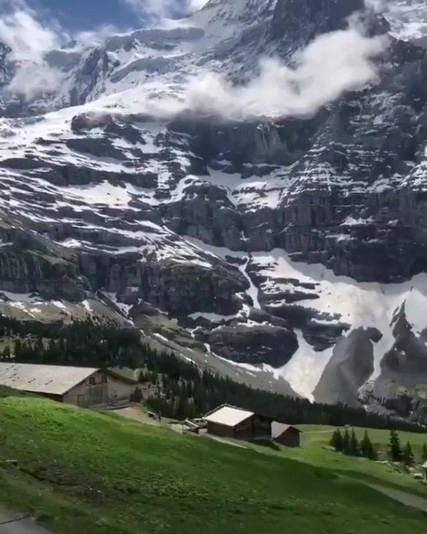 Suíça, um dos lugares com mais belas paisagens da natureza!
