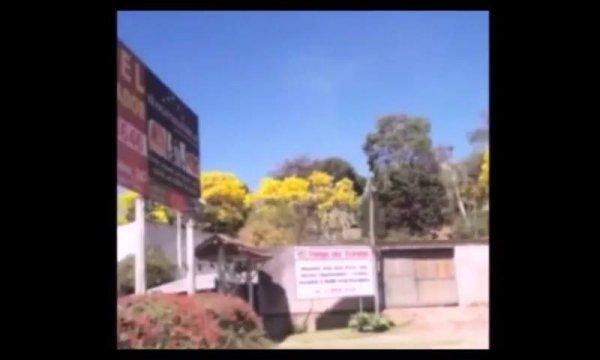 Vídeo mostrando a paisagem que se encontra na chegada de Itajubá, confira!!!