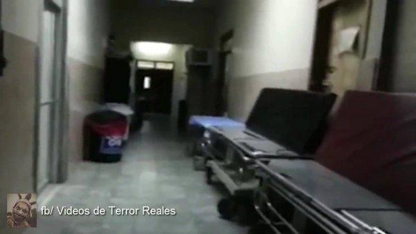 Fantasma é filmado em hospital, será imagens verdadeiras ou falsa?