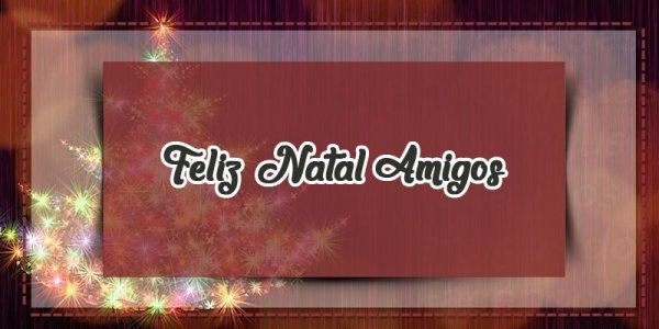 Feliz Natal para amigos do Facebook - Vamos receber o Natal em nossas vidas!