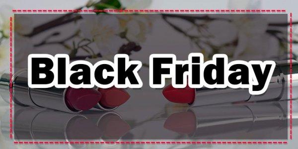 Maquiagens na Black Friday, saiba como aproveitar os melhores preços!