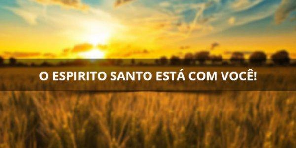 Mensagem de Boa Tarde para amigos! O Espirito Santo esta com você!!!