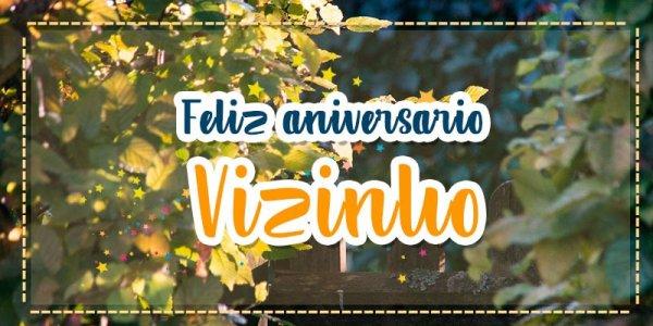 Mensagem de Feliz Aniversário para vizinho. Parabéns pelo seu dia!!!