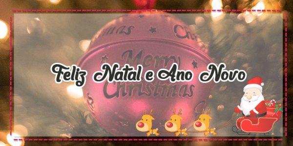 Mensagem de natal clientes - Feliz Natal e um Ano Novo repleto de realizações!