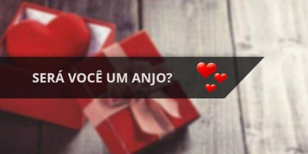 Mensagem especial para namorado para dia dos namorados, será você um anjo?