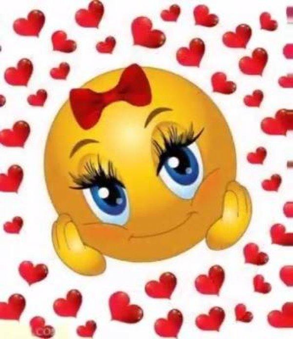 Mande beijos e corações para o Whatsapp, muita fofura em um só video!