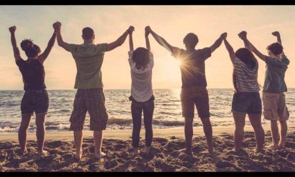 Vídeo com mensagem para amigo verdadeiro, nossa amizade é como um jardim!!!