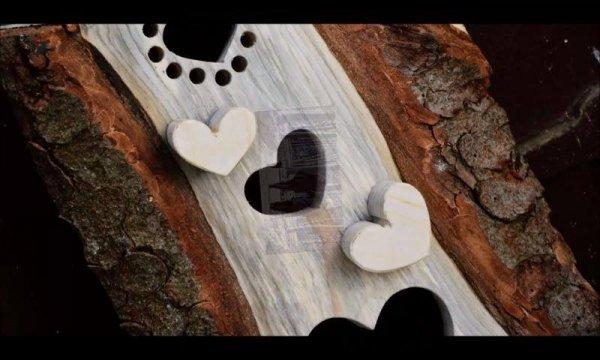 Vídeo com linda mensagem de amor. Você é o amor da minha vida!!!
