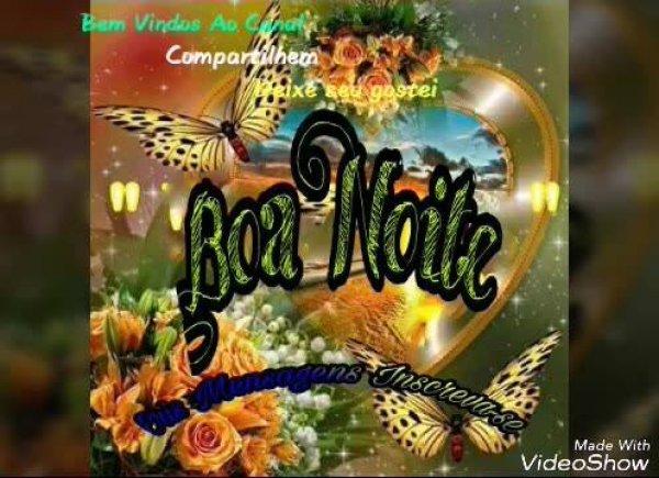 Boa Noite! Desejo a todos amigos e amigas uma noite abençoada e cheia de paz!!!