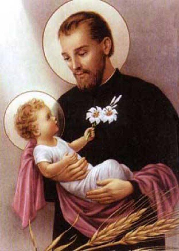 Dia 07 de agosto é Dia de São Caetano, compartilhe este lindo vídeo com todos!!!