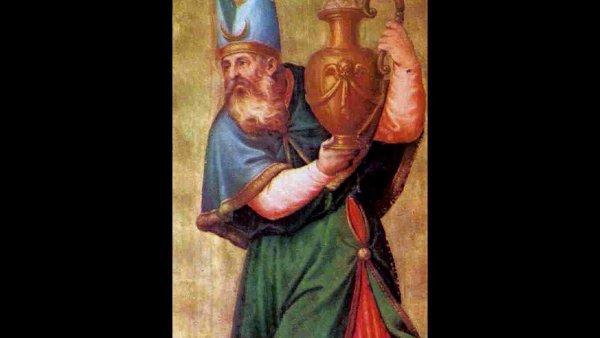 Dia 1 de Julho é Dia de Santo Aarão, o irmão de sangue de Moisés!