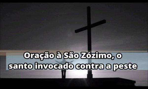 Dia 18 de dezembro Dia de São Zózimo, o santo invocado contra a peste!!!