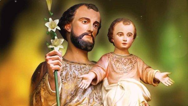 Dia 19 de Março é Dia de São José - Celebrado como o Dia do Pai!