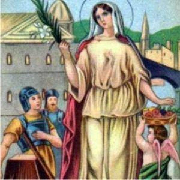 Dia 2 de Setembro é Dia de Santa Doroteia - Padroeira dos jardineiros!