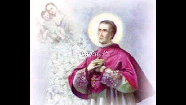 Dia 7 de Junho é dia de Santo Antônio Maria Gianelli, linda oração!