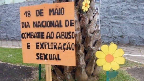 Dia Nacional de Combate ao Abuso e à Exploração Sexual Infantil é 18 de Maio!