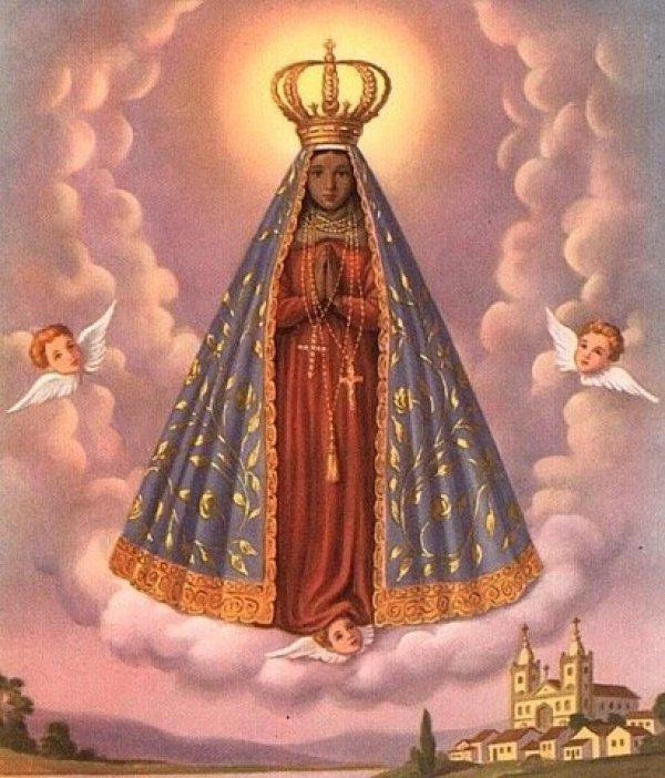 Mensagem curta Feliz dia de Nossa Senhora Aparecida, Ó Mãe querida!