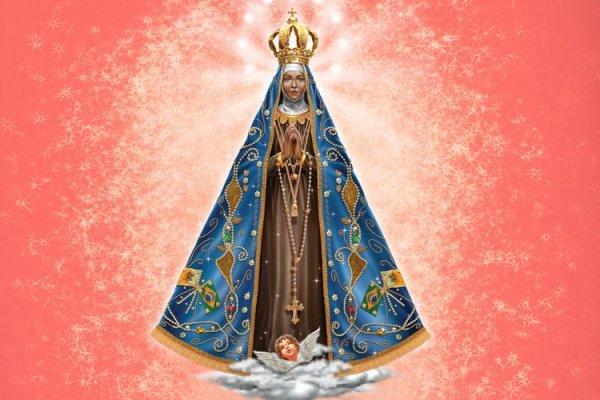 Mensagem de Nossa Senhora Aparecida, Dia 12 de outubro, compartilhe!!!