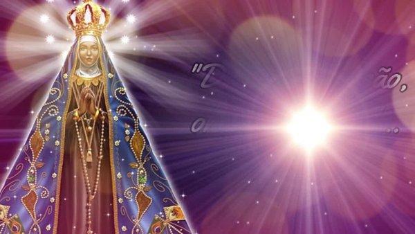 Mensagem para Nossa Senhora Aparecida, Dai-nos a benção!